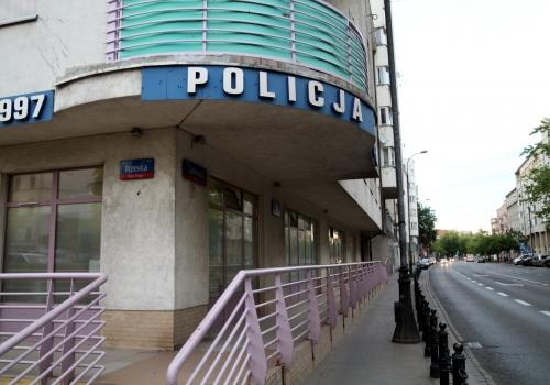 Polizeistation in Polen, über dts Nachrichtenagentur