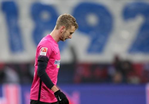 Fabian Lustenberger (Hertha BSC), über dts Nachrichtenagentur