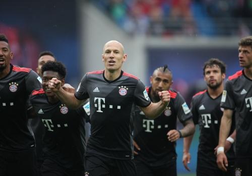 FC-Bayern-Spieler im Mai 2017, über dts Nachrichtenagentur