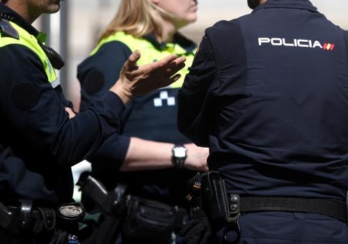 Spanische Polizei, über dts Nachrichtenagentur