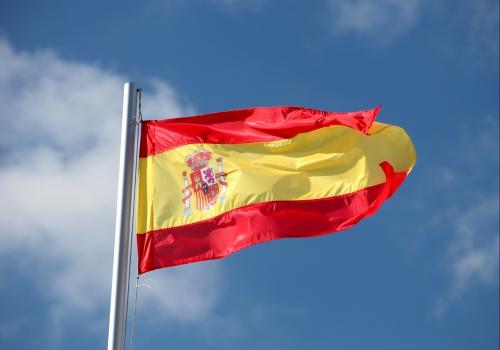 Flagge von Spanien, über dts Nachrichtenagentur