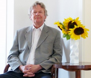 Im Bild: Referent Michael Schröter.  Foto: Messie-Akademie