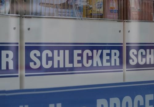 Schlecker-Filiale, über dts Nachrichtenagentur