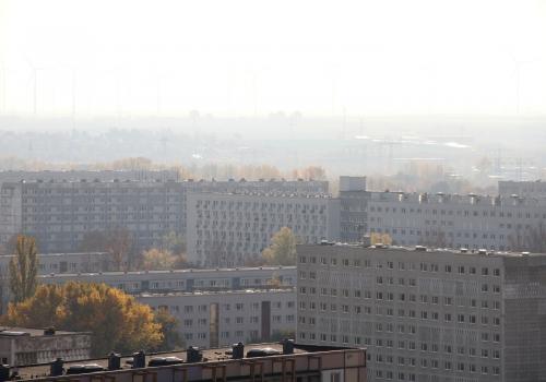 Hochhäuser in Halle-Neustadt, über dts Nachrichtenagentur
