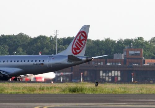 Niki-Flugzeug, über dts Nachrichtenagentur