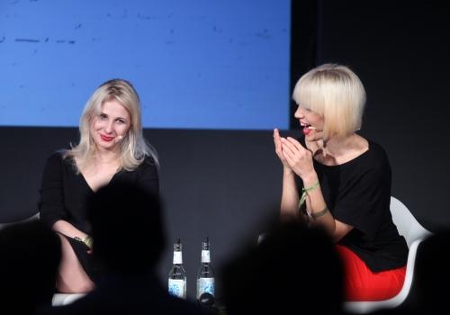 Marija Wladimirowna Aljochina und Nadeschda Andrejewna Tolokonnikowa, über dts Nachrichtenagentur