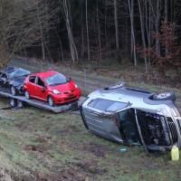 2018-0124_A96_Erkheim_Stetten_UNfall_Autotransporter_Feuerwehr_Poeppel_0008