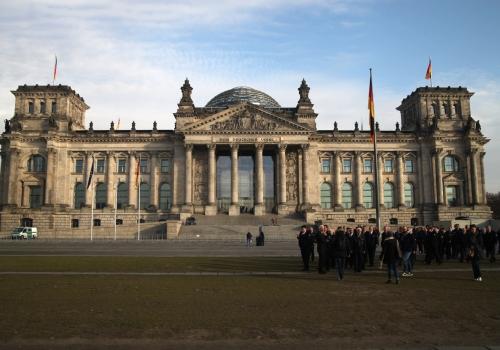 Deutscher Bundestag, über dts Nachrichtenagentur