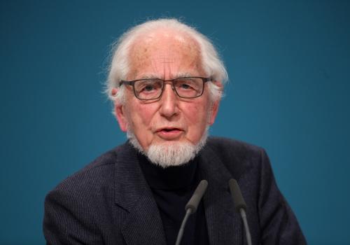 Erhard Eppler, über dts Nachrichtenagentur