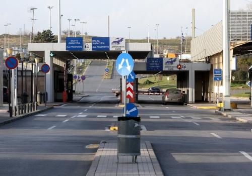 Grenzübergang Gevgelija-Idomeni (Mazedonien-Griechenland), über dts Nachrichtenagentur