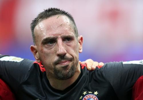 Franck Ribéry (FC Bayern), über dts Nachrichtenagentur