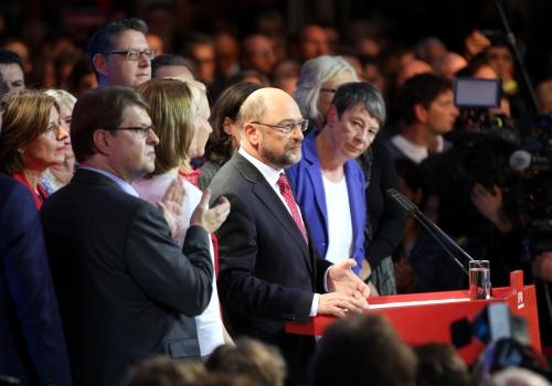 Martin Schulz am 24.09.2017, über dts Nachrichtenagentur
