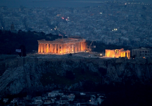 Akropolis in Athen, über dts Nachrichtenagentur