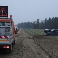 2018-02-06_A96_Holzguenz_Lkw_Autotransporter_Unfall_Polizei_Poeppel_0010