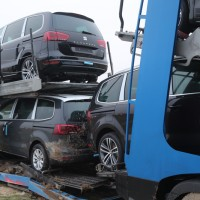 2018-02-06_A96_Holzguenz_Lkw_Autotransporter_Unfall_Polizei_Poeppel_0016