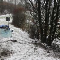 2018-02-17_B30 Oberessendorf_Waldsee_Unfall_Pkw-schneeglaette_Poeppel_0002