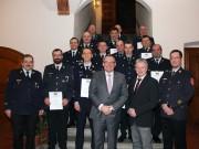 2018-02-20_Feuerwehrjubilarehrung 25 und 40 Jahre