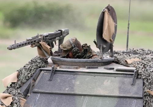 Bundeswehr-Panzer, über dts Nachrichtenagentur