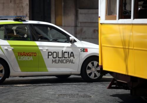 Portugiesische Polizei in Lissabon, über dts Nachrichtenagentur
