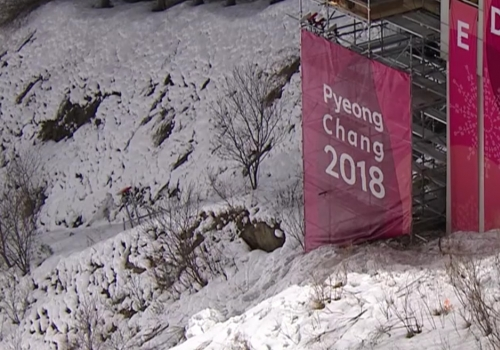 Olympia 2018, über dts Nachrichtenagentur