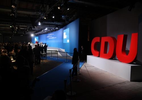 CDU-Parteitag am 26.02.2018, über dts Nachrichtenagentur