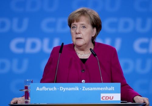 Angela Merkel am 26.02.2017, über dts Nachrichtenagentur
