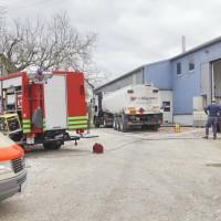 Burgau Ölunfall
