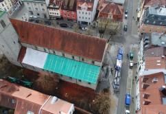 20180312 Einsatz THW in Sankt Jodoks Kirche Ravensburg 2