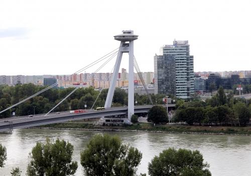 Brücke des Slowakischen Nationalaufstandes, über dts Nachrichtenagentur