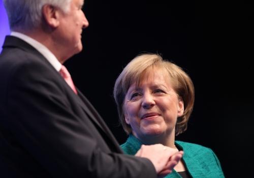 Horst Seehofer und Angela Merkel, über dts Nachrichtenagentur