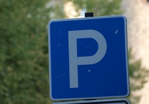 Parkplatz-Schild, über dts Nachrichtenagentur