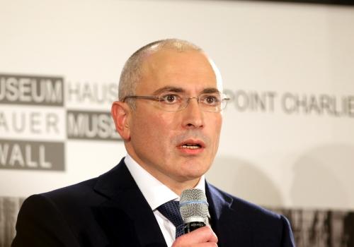 Michail Borissowitsch Chodorkowski, über dts Nachrichtenagentur