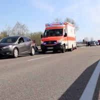 2018-04-14_Schlingen_Pforzen_Pkw-Fahrradfahrerin_Unfall