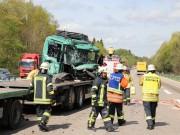 2018-04-24_A96_Aitrach_Memmingen_Lkw_Unfall_Stau_Feuerwehr_0003
