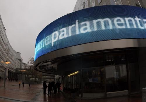 EU-Parlament in Brüssel, über dts Nachrichtenagentur