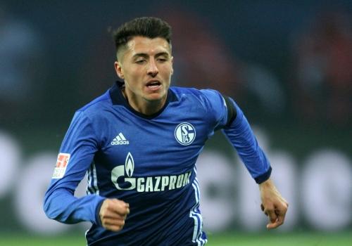 Alessandro Schöpf (Schalke), über dts Nachrichtenagentur