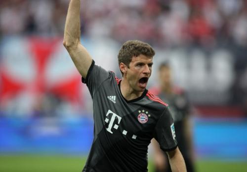 Thomas Müller (FC Bayern), über dts Nachrichtenagentur
