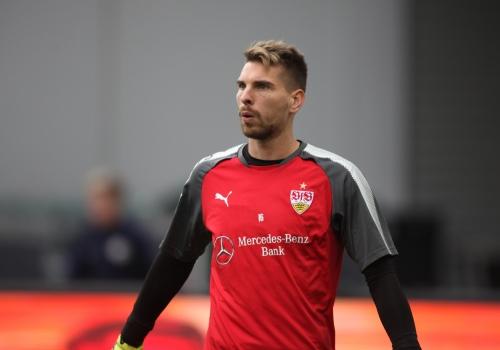 Ron-Robert Zieler (VfB Stuttgart), über dts Nachrichtenagentur