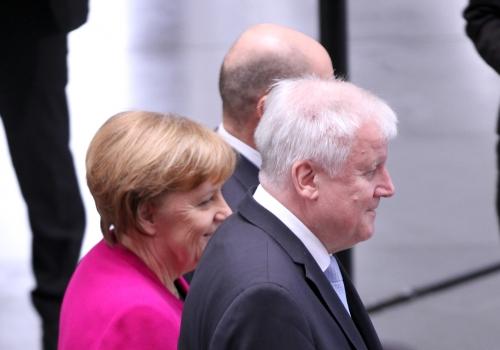Merkel, Scholz und Seehofer, über dts Nachrichtenagentur