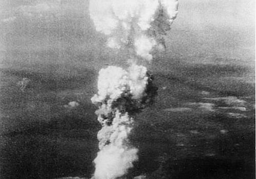 Atompilz über Hiroshima, über dts Nachrichtenagentur