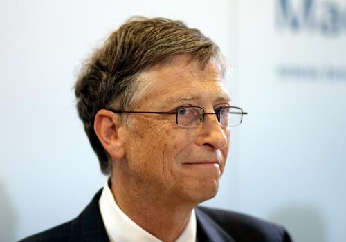 Bill Gates, über dts Nachrichtenagentur