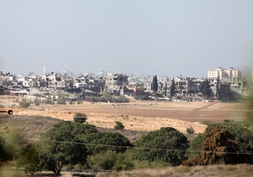 Gazastreifen, über dts Nachrichtenagentur