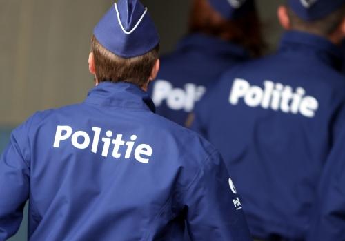 Belgische Polizei, über dts Nachrichtenagentur