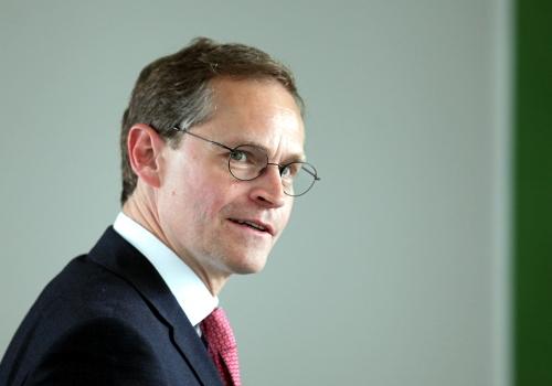 Michael Müller (Regierender Bürgermeister Berlin), über dts Nachrichtenagentur
