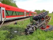 Bahnunfall Hochwang