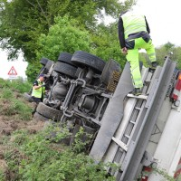 2018-05-03_Wangen_Leupolz_Lkw-Unfall_Polizei20180503_0056