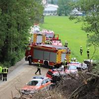 2018-05-17_Unterallgaeu_Stetten_Baustelleunfall_Lkw-gekippt_Feuerwehr_0005