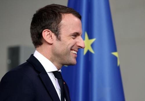 Emmanuel Macron, über dts Nachrichtenagentur