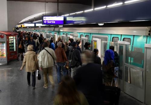 Pariser Metro, über dts Nachrichtenagentur