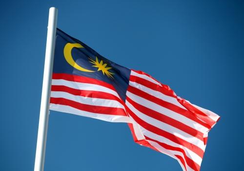 Flagge von Malaysia, über dts Nachrichtenagentur